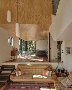House Design, Home Interior Design, Cheap Home Decor, House Interior, Home, Sunken Living Room, Interior, Interior Architecture, Home Remodeling