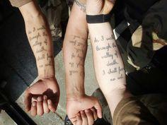 Soldier Tattoo Ideas: Soldier Quote Tattoos ~ Tattoo Design Inspiration