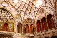 Iran- Kashan - Boroujerdi House