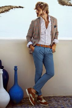 Style Inspiration #98 Follow MenStyle1 on: ... | MenStyle1- Men's Style Blog