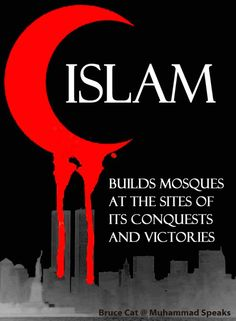 ~~Islam.  That's why we let them build one at ground zero