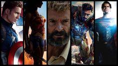E' scoppiata la #LoganStyle Mania, ecco i trailer di alcuni cinecomics rifatti in stile #Logan