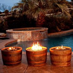 A much better way to re-purpose wine barrels