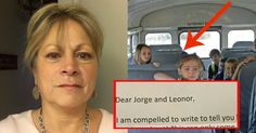 Bus Driver's Note To Parents Goes Viral After What Kids Did To Boy On Bus