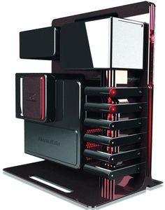 BMW DesignWorks designs a futuristic computer case