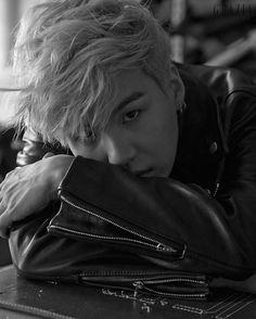 ✨ I am not okay, sultry swag Min Yoongi! | Grazia Korea September  2016 Issue #Suga