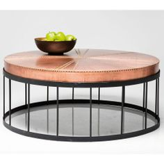 Sevran Round Coffee Table Casafina