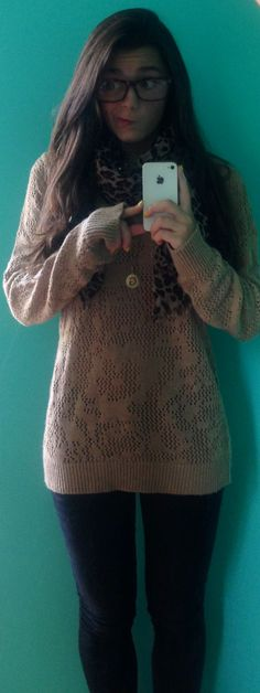 Pretty Fall outfit :)
