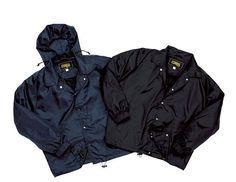 Men's Lined Hooded Windbreaker Jacket #Cobra #Windbreaker