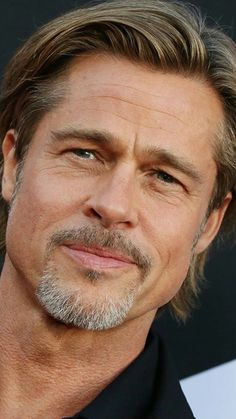 Beard And Mustache Styles, Beard No Mustache, Marilyn Film, Peinados Pin Up, Hollywood Men, Don Juan, Attractive Men, Brad Pitt, Celebrity Crush