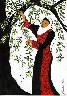 Palestinian painting