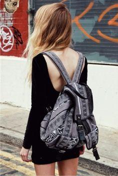 I want a backpack like that :(