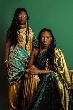 Juxtapoz Magazine - Bobby Rogers: The Blacker the Berry photography Mode Inspiration, Character Inspiration, Pretty People, Beautiful People, Beautiful Women, Textiles Y Moda, 3d Foto, Black Women Art, African Beauty