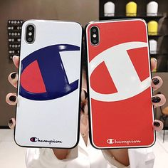 チャンピオン iPhoneXS/XS Maxケース ストリート 芸能人愛用 iPhone8/7/6s カップルケース Nintendo 3ds, Cute Iphone Accessories, Xbox, Champion Logo, Iphone 6 S Plus, Protective Cases, Phone Cases, Logos, Instagram Posts