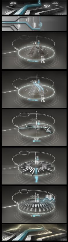 Touchscreen interface concept by stereolize-design.deviantart.com on @deviantART