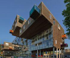 Apartamento para Idosos em Amsterdam - Studio MRDV