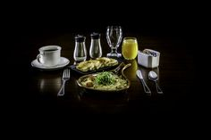 Breakfast Skillet at Duke's - Located at Desert Rose Resort & Cabins is a Boutique Style Resort that offers Affordable Luxury in Dukes Restaurant, Breakfast Skillet, Skillet Potatoes, Zion National Park, Desert Rose, Fine Dining, A Boutique, Cabins, Utah