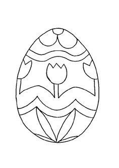 tulipános tojás