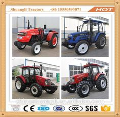 70hp YTO engine 704 high reliable farm equipment farm machinery hand tractor