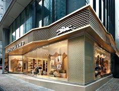 Longchamp Maison 8, Hong Kong - Carbondale