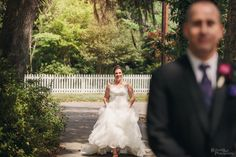 Ann & Brian Wedding at St John The Beloved Church and Magnolia Plantation Richard Bell Photography #charlestonwedding