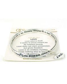 """Love Adorns itself, it seekto prove inward joy…."" Love Inspirational – Jewelry Nexus"