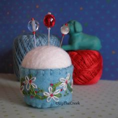 felt pin cushion