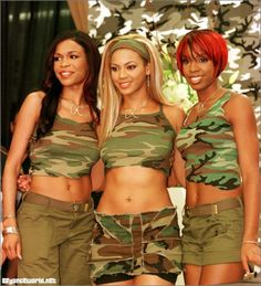 Destiny's Child Survivor Signing Session, Houston 5/4/01