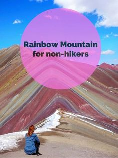 Tips for Hiking Rainbow Mountain in Peru: Day Trip from Cusco