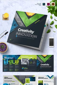 This Tri-Fold Brochure Template is a very powerful complete tri-fold brochure pack for any kinds of corporate and multipurpose company or any creative Company Brochure Design, Company Profile Design, Graphic Design Brochure, Corporate Brochure Design, Booklet Design, Book Design Layout, Corporate Identity, Identity Branding, Broucher Design