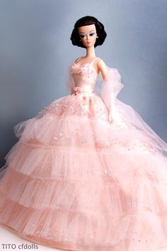 2001 In the Pink Barbie® Doll | Barbie Fashion Model Collection *SILKSTONE