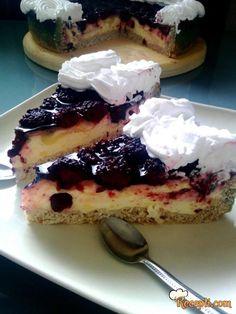 Pečena voćna torta