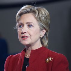 "Hilary Clinton ""Hair matters. Your hair will send significant messages to those around you . . . . Pay attention to your hair."""