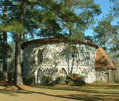 Deep South Cordwood Home