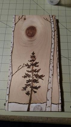 Handcrafted by myself. The wood burning is all done by hand. The shown piece is not for sale. All items are made to order. I can replicate or make a similar design. Custom orders are also accepted. These burnings make great presents for holidays, weddings, birthdays, and housewarmings. The listed price is for designs made on pine but I can substitute a different type of wood for an additional cost.
