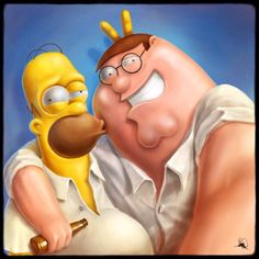 Simpson & Griffin by trasnik