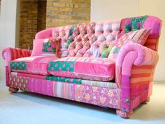 Happy Sofa..