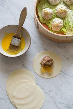 Shanghai Soup Dumplings (Xiao Long Bao) from scratch! | spoonforkbacon