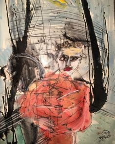 Changing the Guards 2017 X watercolor, crayon and pencil on Fabriano Tiepolo Brooklyn Museum Of Art, Carnegie Museum Of Art, San Francisco Museums, Museum Of Modern Art, Art World, Art Day, Art Boards, Insta Art, Contemporary Art
