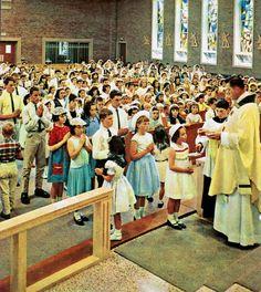 catholic mass 1968