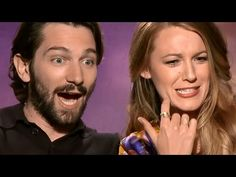 Blake Lively & Michiel Huisman Guess Celebs Photoshopped +40 Years - YouTube