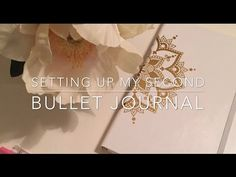 Bullet Journal Monthly Spread: November 2016 - YouTube