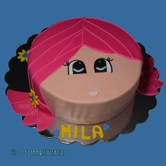Pinny Pon Cake
