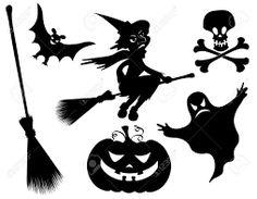 """Résultat de recherche d'images pour """"ombre chinoise halloween"""""""