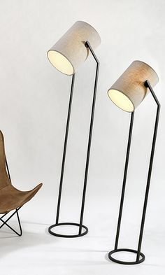 Luminaires Un Autre Regard Desk Lamp, Table Lamp, Luminaire Design, Floor Lamps, Diffuser, Candle Holders, Candles, Flooring, Lighting