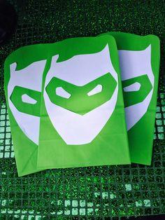 Green Lantern Birthday Party Ideas | Photo 1 of 29