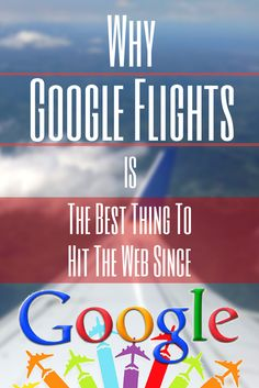 This is THE travel hack to know! It's every amazing aspect of each flight booking engine rolled into one. Save money, save time and have more booking options. Check this out, you'll love it. http://www.goatsontheroad.com/google-flights-best-thing-since-google/