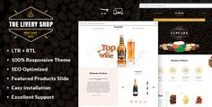 nice The Livery Shop - Multipurpose OpenCart Theme (Miscellaneous)