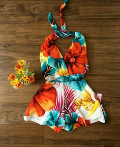 new Ideas for fashion clothes summer cute rompers Hawaii Outfits, Vacation Outfits, Summer Outfits, Girl Outfits, Fashion Outfits, Fashion Clothes, Vacation Days, Summer Dresses, Classy Outfits