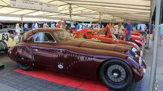1938 Alfa Romeo 8C 2900B 'Le Mans Coupe'